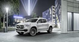 Începe o nouă eră – Primul clip cu primul pick-up Mercedes-Benz