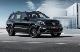Mărimea Brabus 850 XL. Mercedes-AMG GLS 63 cu 850 CP