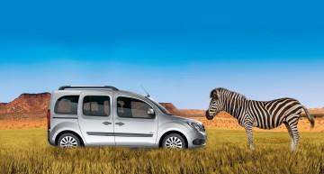 Puiul de zebră Citan, față-n față cu Mercedes-Benz Citan