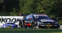 Mercedes, arbitru în finala DTM de la Hockenheim