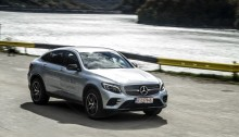 Mercedes GLC 250 d 4Matic Coupe