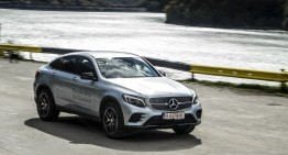 Test Mercedes GLC 250 d 4Matic Coupe