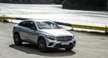 Test Mercedes GLC 250 d 4Matic Coupe