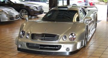 Se apropie Black Friday! Mercedes-Benz CLK GTR de vânzare pentru 2.5 milioane de euro!
