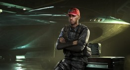 Lewis Hamilton joacă în Call of Duty: Infinite Warfare