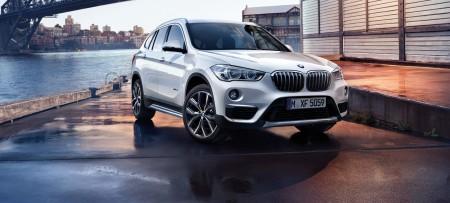 BMW X1 faruri