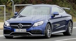 Mercedes-AMG C 63 R – C-Class Coupe cu 557 CP