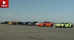 Mercedes-AMG GT S împotriva lumii într-o cursă epică
