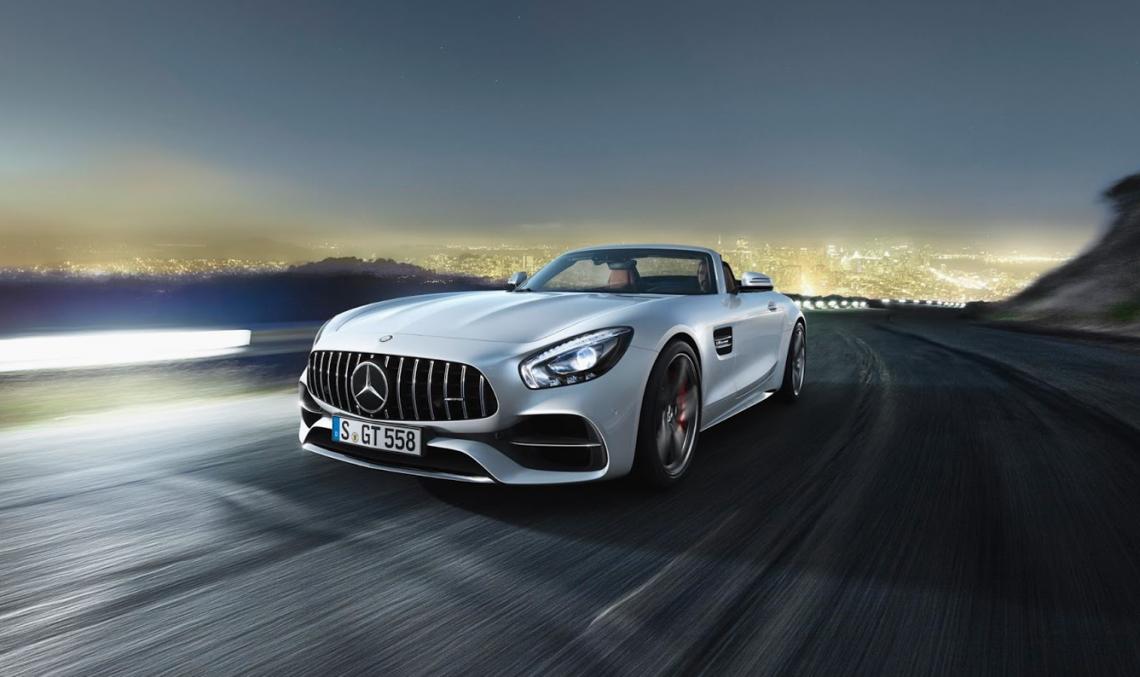 Mercedes-AMG GT C Coupe cu 557 CP sosește anul viitor