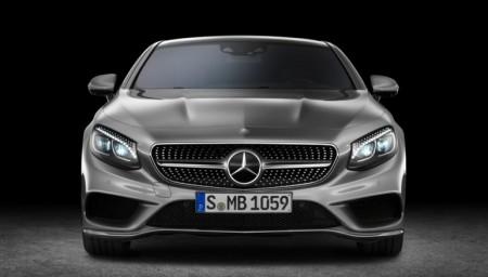 Mercedes-Benz S-Class Coupe Swarovski