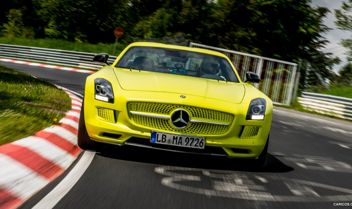 Supercar electric Mercedes-AMG confirmat de către șeful AMG