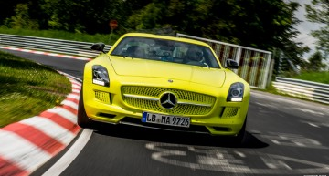 Supercar electric Mercedes-AMG confirmat de către șeful AMG