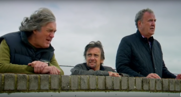 The Grand Tour: Clarkson & Co se distrează cu Stig și AMG GT