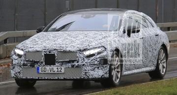 Mercedes CLS (CLE) 2018 dezvăluit în primele fotografii spion