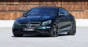 Sete de putere – Mercedes-AMG S63 Coupe de la G-Power