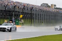 Mercedes-AMG dansează samba în Marele Premiu al Braziliei și câștigă din nou