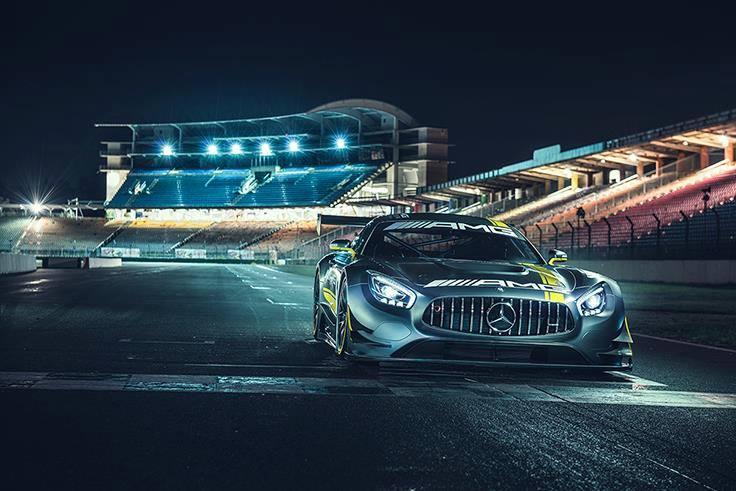 Un bolid Mercedes-AMG pe lună – Calendarul motorsport 2017