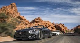Primul test Mercedes-AMG GT C Roadster – Ce se întâmplă în Vegas rămâne în Vegas
