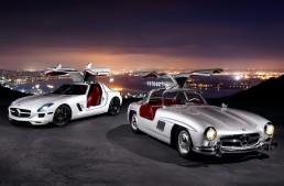 Șase decenii de fascinație – Toate modelele Mercedes-Benz SL reunite într-o carte