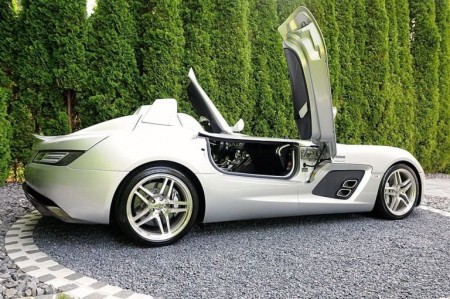 Mercedes-Benz SLR McLaren Stirling Moss (4)