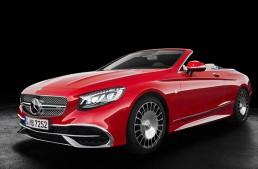 Cel mai luxos Mercedes decapotabil din istorie – Mercedes-Maybach S 650 Cabriolet