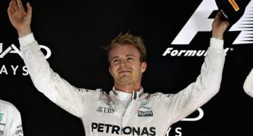 Așa arată campionul! Nico Rosberg a câștigat titlul în Formula 1!