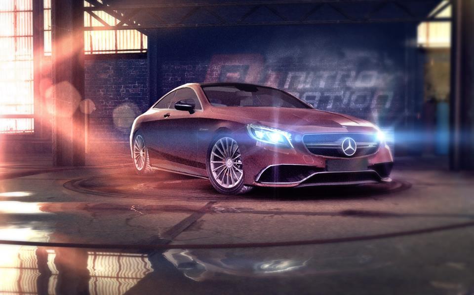 Mercedes-AMG S 65 Coupé intră în jocul Nitro Nation