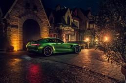 Mercedes-AMG GT R: Bestia din Iadul Verde surprinsă la Berlin