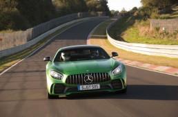 Mercedes-AMG GT Black Series deja în plan