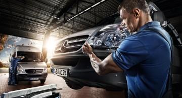 """Mercedes-Benz România organizează """"Testul gratuit de lumini"""""""