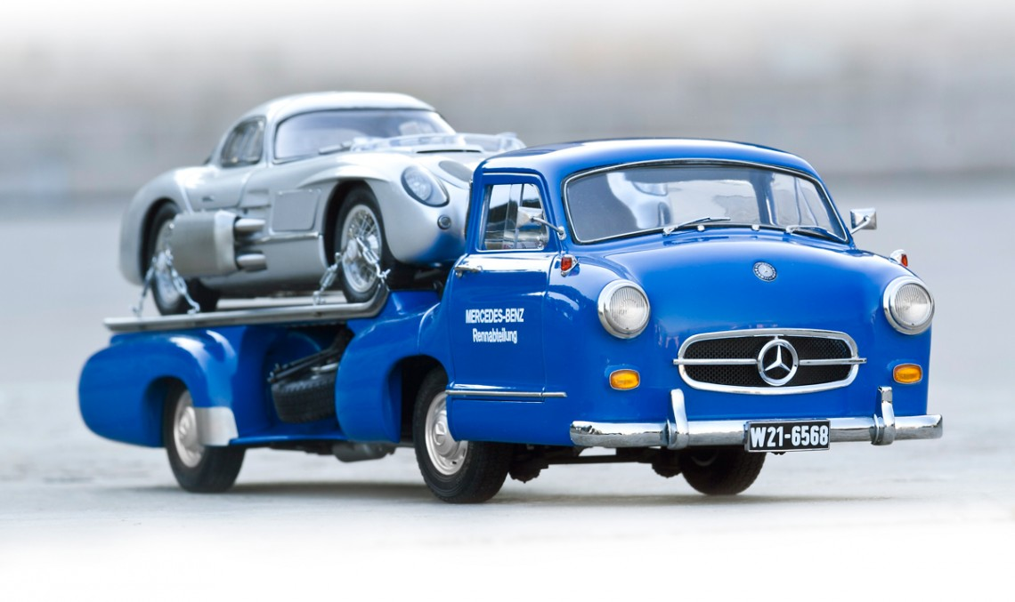 CMC Mercedes-Benz The Blue Wonder – LIVE REPORT