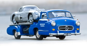 CMC Mercedes-Benz The Blue Wonder – LIVE REPORT