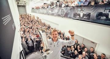 """""""Nu mai rezistam presiunii!"""" Nico Rosberg se retrage la 5 zile de la câștigarea titlului mondial"""