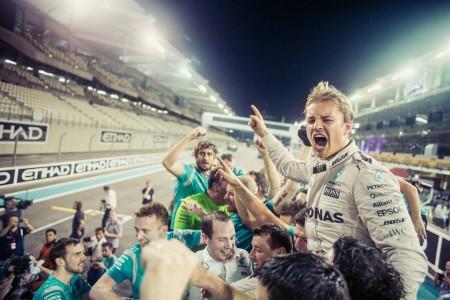 Nico Rosberg se retrage
