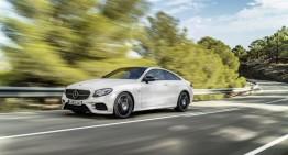 Mercedes-AMG E 50 4Matic Coupe cu 450 bhp, sosește anul viitor