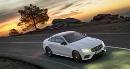 Exburant din orice unghi – Acesta este noul Mercedes-Benz E-Class Coupe!