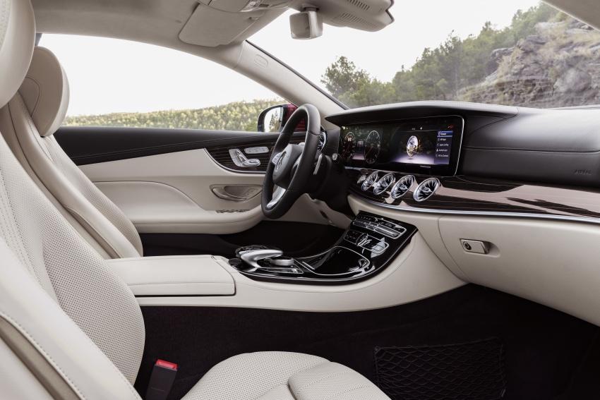 Mercedes-Benz E-Class Coupe new (4)