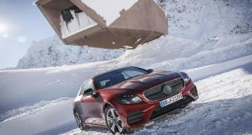 Apariție prematură – Mercedes-Benz E-Class Coupe va fi lansat pe 14 decembrie