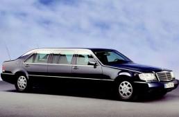 Colecționari, bucurați-vă! Mercedes-ul blindat al lui Vladimir Putin este de vânzare!