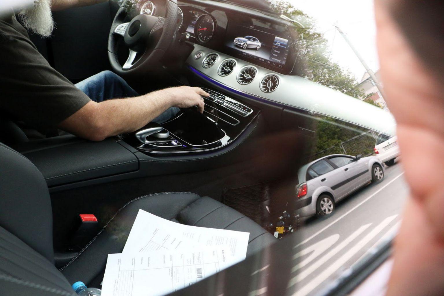 Mercedes E-Class Coupe 2017