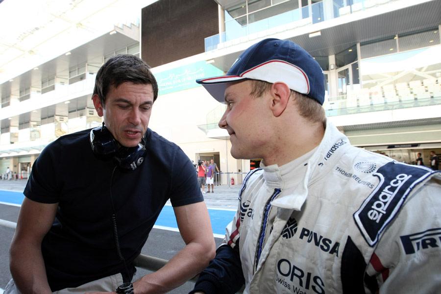 Valtteri Bottas este noul pilot Mercedes!