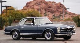 """""""Baby, you can drive my car"""" – Mercedes-ul lui John Lennon e de vânzare și costă o avere"""
