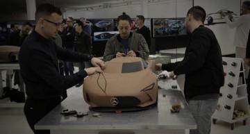 Oare acesta este Mercedes-AMG Project One?