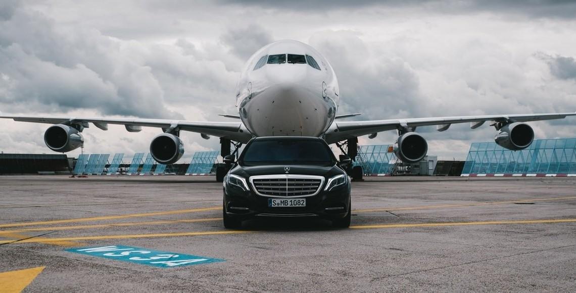 Mercedes-Benz și Lufthansa – Realitate virtuală la 30,000 de picioare în aer