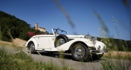 Pe urmele lui Mark Twain, cu un Mercedes-Benz 540 K