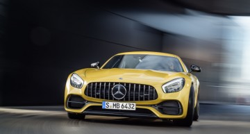 Din 2020, Mercedes-AMG îmbrățișează hibridizarea