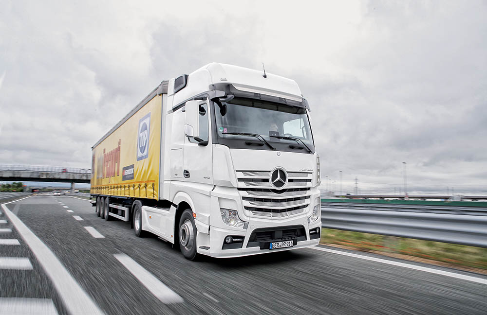 Daimler Trucks lanseaza in Romania un brand de piese de schimb