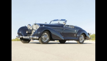 Mercedes-Benz 540 K Special Roadster (3)