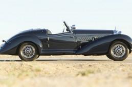 Mercedes-Benz 540 K Special Roadster din 1939 – Mașina timpului e de vânzare