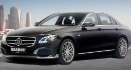 Mai tare ca niciodată – Mercedes-Benz E-Class tunat de Brabus